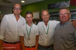Netto Gruppe A: Schöfmann Gerhard, Geyer Alexander(Nicht am Bild), Haßler Kevin